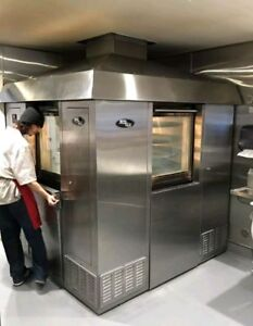 Pre Owned Rotoflex pizza Oven Roto flex 56 High Output Commercial Pizza Oven