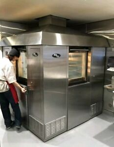 Pre Owned Rotoflex pizza Oven 56 High Out Put Commercial Pizza Oven