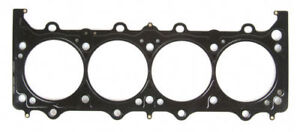 Fel pro 1186 Cylinder Head Gasket Mls 4 210 In Bore Small Block Mopar