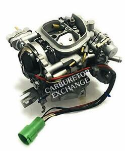 1981 1987 Toyota Pickup Truck Remanufactured Aisan Carburetor 22r Oem
