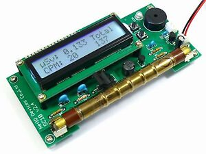 New Netio Geiger Counter Embedded Module Gc10 With Sbm 20