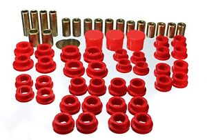 Suspension Control Arm Bushing Kit Rear Energy 7 3122r