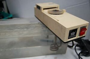 Tecam Solid State Heating Circulating Water Bath Immersion Unit Temperor