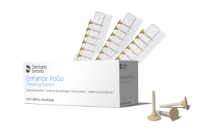 Dentsply Enhance Finishing Disc Composite Polishing Pack Of 30 Pc Dental