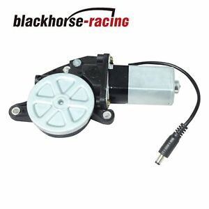 Universal Electric Exhaust Bypass Cutout Valve Replacement Control Motor New