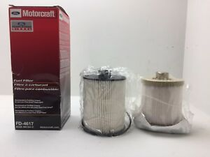 Ford Motorcraft Fuel Filter Fd 4617 8c3z 9n184 c m4