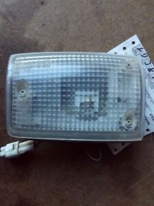 Driver Corner park Light Park Lamp turn Signal Bumper Fits Prelude 135359
