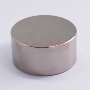 Strong Large D60 30 Rare Earth Magnets N52 Neodymium Magnet Cylinder D60 X 30 Mm