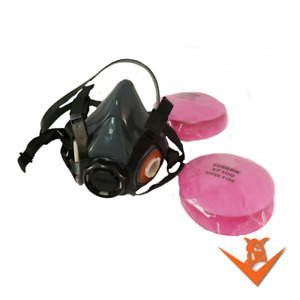 Gerson Half Face Dust Mask Kit Free Shipping M l