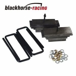 New 3 Front Leveling Lift Kit Fits For 1999 2005 Ford F250 Superduty 4x4
