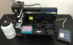 Biotek Precision 2000 96 384 Well Automated Microplate Pipetting System Elisa