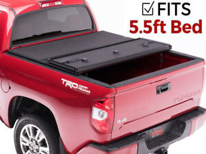 Extang Solid Fold 2 0 Tonneau Cover 2014 2018 Toyota Tundra 5 5 Bed W Ts