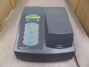 Thermo Spectronic Genesys 20 Model 4001 4 Spectrophotopmeter