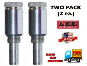 TWO ! Lee Auto-Disk RISER (for Auto-Disk Powder Measures 90429 or 90578) 90041