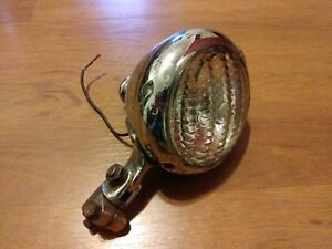 Vintage Unity Mfg Co Spotlight Model H1 Patina Rare