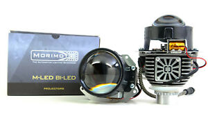 Morimoto Bi led M Led Mled Low High Beam 3 Inch Projector Retrofit Diy Hid