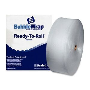 Sealed Air Bubble Wrap Multi purpose Material 12 Width X 250 Ft Length