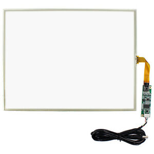 14 1 Resistive Touch Panel For 14 1inch 1024x768 1400x1050 Lcd Usb Controller