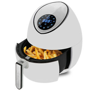 Electric Air Fryer Healthy Oil Free Cooking Touch Screen Temperature Control