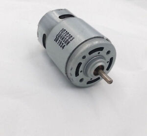 2pcs Johnson Rs 775 Electric Motor Dc 12v 18500rpm High Speed power Large Torque
