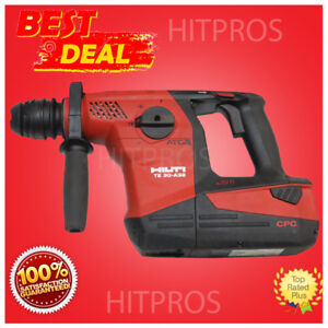 Hilti Te 30 a36 Hammer Drill Brand New Free Chisels Bits Fast Shipping