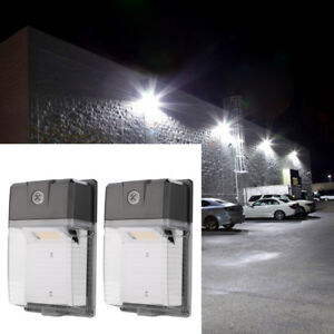Led Wall Pack Light 30w Outdoor Security Lighting Ip65 Waterproof 5000k 3300lm
