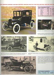 1919 Ford Model T Roadster Pickup Truck Article Must See
