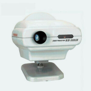 Auto Chart Projector Ophthalmic Projector Full Optotypes Shin nippon W Led Lamp
