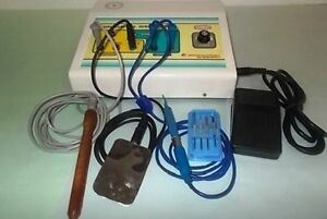 Electrocautery Machine Mini Electro Surgical Unit With Spark Gap Skin Cautery