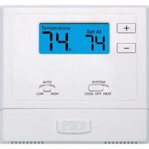 Lg Electronics Ptac Wireless Digital Wall Programmable Thermostat Pyrcucc1hb