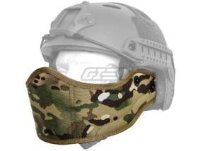 Lancer Tactical Helmet Face Armour (Camo)  15448