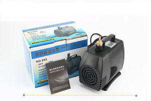 Engraving Machine Submersible Pump Electric Spindle Cooling Water Pump 150w 5m
