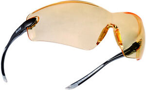 Bolle Cobra Cobpsj Safety Glasses Anti Mist Scratch Yellow Lens 2 5 Or 10