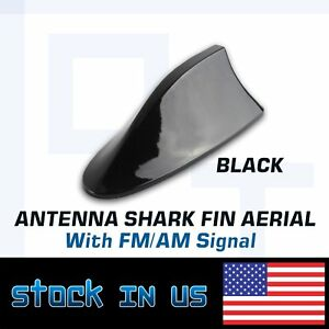 Replacement Autos Cars Shark Antenna Fin Roof Top Vortex Stereo Cover Decoration