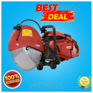 Hilti Dsh 900 14 Gas Cut Off Saw Brand New Free 14 Blade Fast Shipping