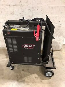 Longevity Promts 500 Igbt Mobile Industrial Mig Tig Welder free Shipping