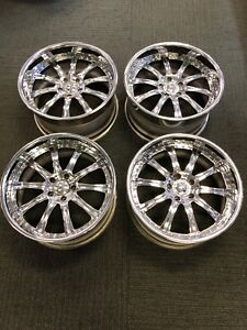 Modulare Forged M26 20 20x9 20x10 5 Wheels 5x120 Bmw 3 Piece Rims Staggered