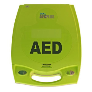 Zoll Aed Plus Biomed Certified Free Accessories great Deal