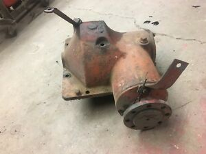 Pto Farmall M Super M Side Mount Pto
