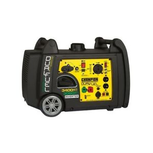 Portable Generator Kit Gas Power Inverter Rv Propane Construction Site Parts
