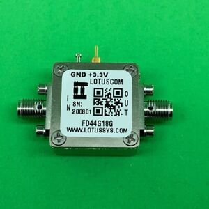 Frequency Divider prescaler Divide By 4 4g To 18 Ghz
