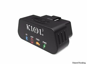 Plx Kiwi 3 Bluetooth Auto Obdii Code Scanner Reader For Iphone Android