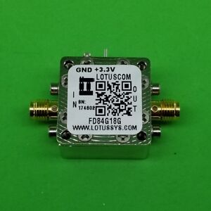 Frequency Divider prescaler Divide By 8 4g To 18 Ghz