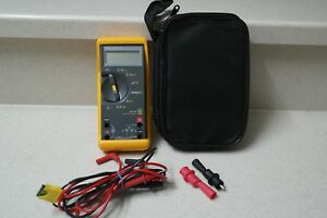 Fluke 78 Automotive Multimeter Meter