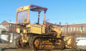 International 500c 500 Crawler Dozer Track Loader Tracks Undercarriage Parts