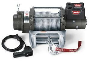 Warn M12000 Electric Winch 12 000 Lbs 12 V Remote 17801 Free Shipping