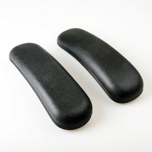 Staples Chair Arm Parts Replacement Armrest Pads 2pcs Universal 4 Mounting Hole