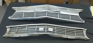 1950 S 1960 S Ford Chevy Chevrolet Stainless Steel Grill