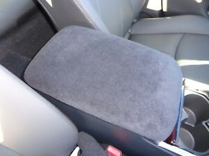Auto Truck Center Armrest Console Cover console Lid Cover Usa Made F6 Dk Gray