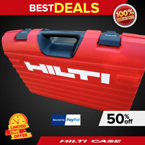 Hilti Te 80 atc Avr Heavy Duty Case Brand New Strong Fast Shipping